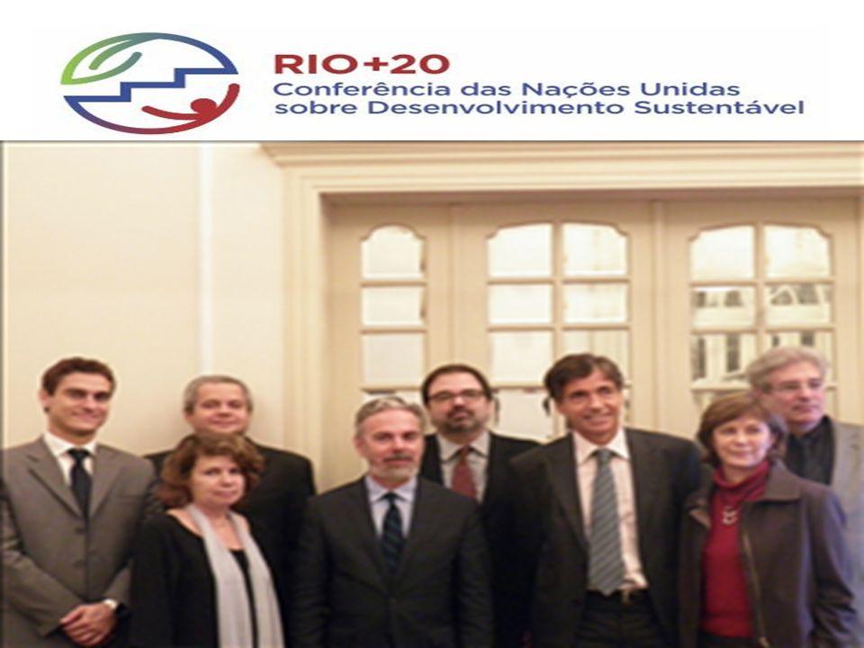 Nesta sexta feira, o BRICS Policy Center recebeu a visita do Exmo. Sr