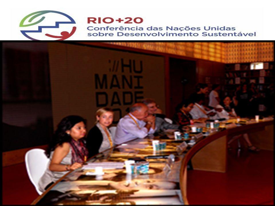 Palestrantes do workshop: Cidades BRICS e Os Desafios das Cidades Sustentáveis. Junho de 2012.