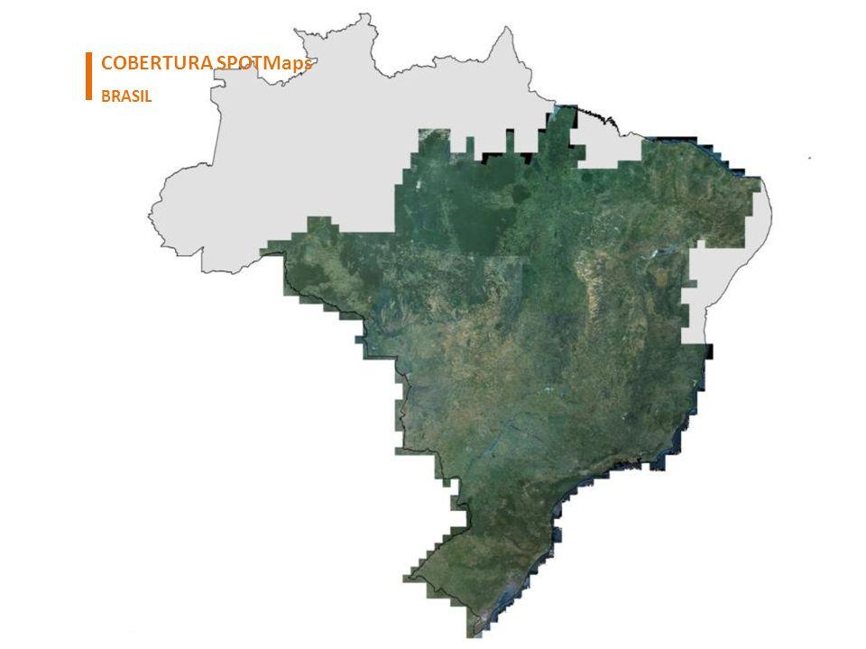 COBERTURA SPOTMaps BRASIL