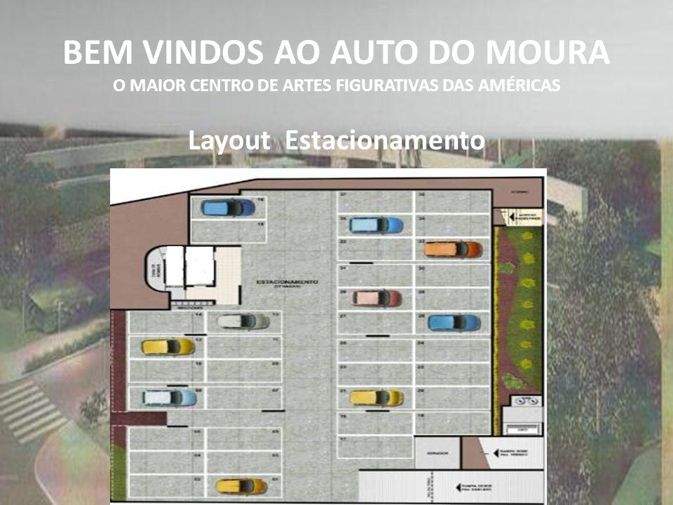 Layout Estacionamento