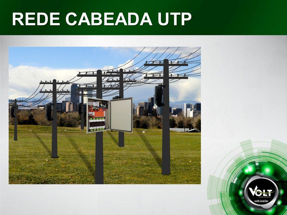 REDE CABEADA UTP