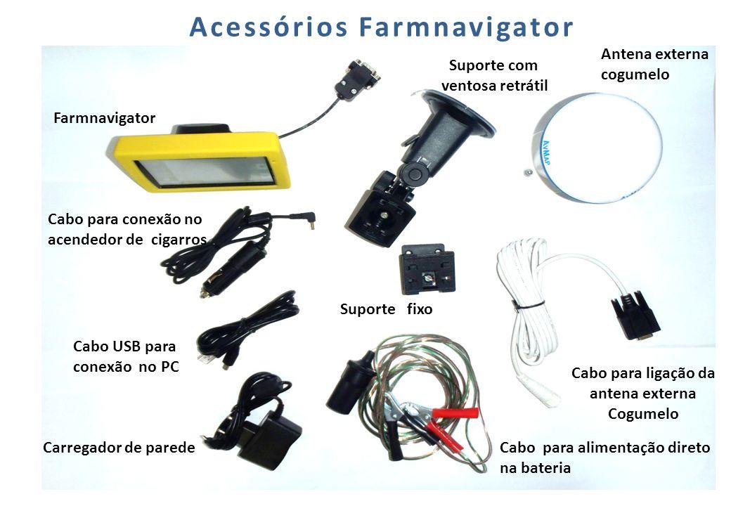 Acessórios Farmnavigator