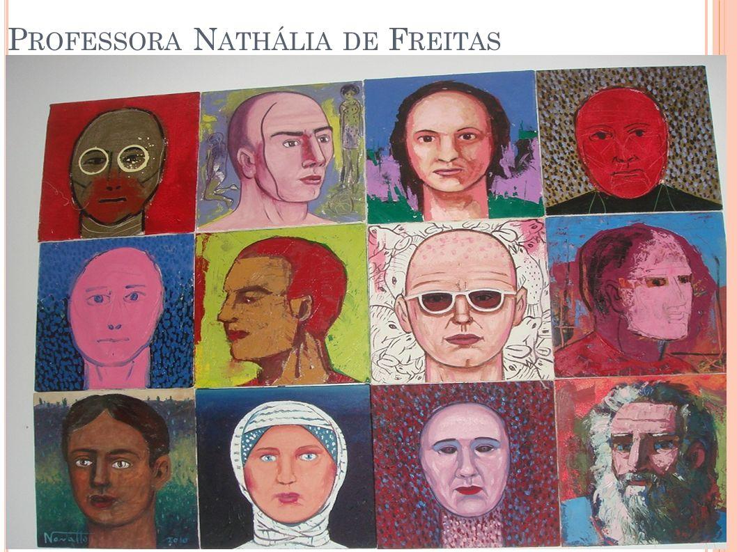 Professora Nathália de Freitas