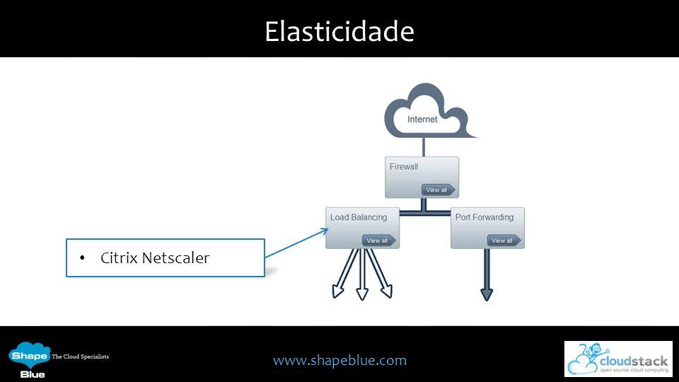 Elasticidade Citrix Netscaler