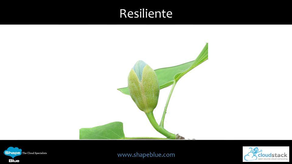 Resiliente Próximo: multi-usuário