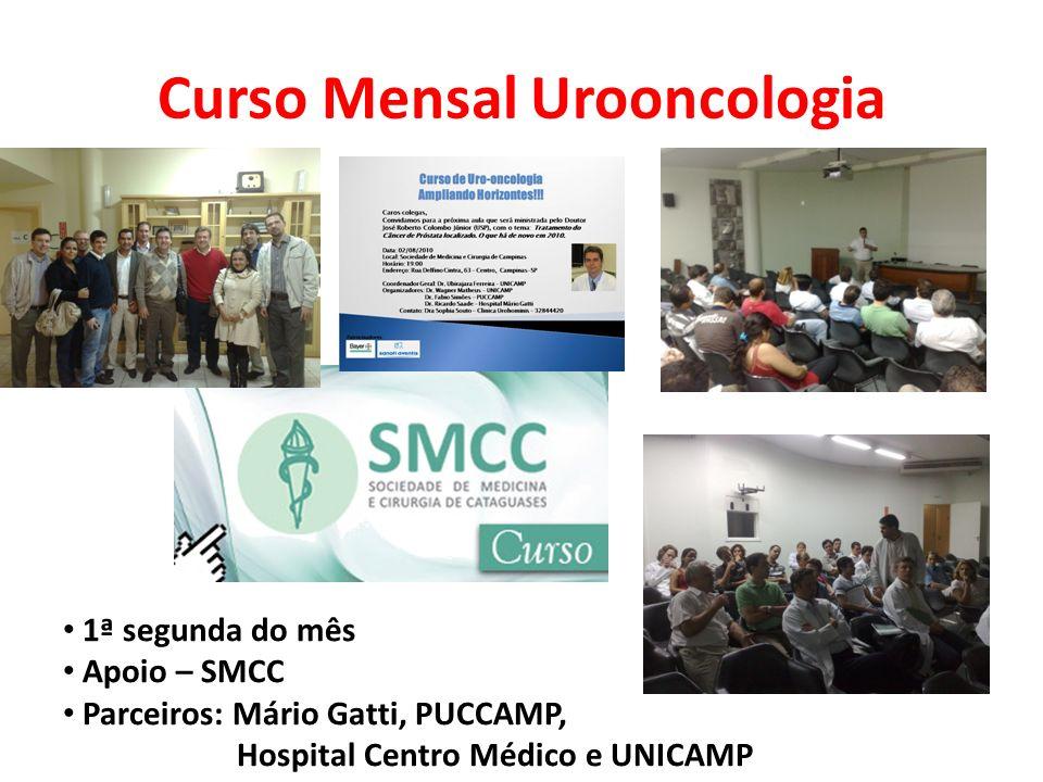 Curso Mensal Urooncologia
