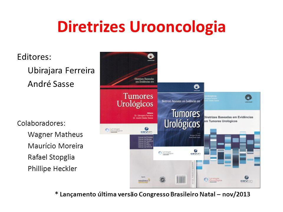 Diretrizes Urooncologia