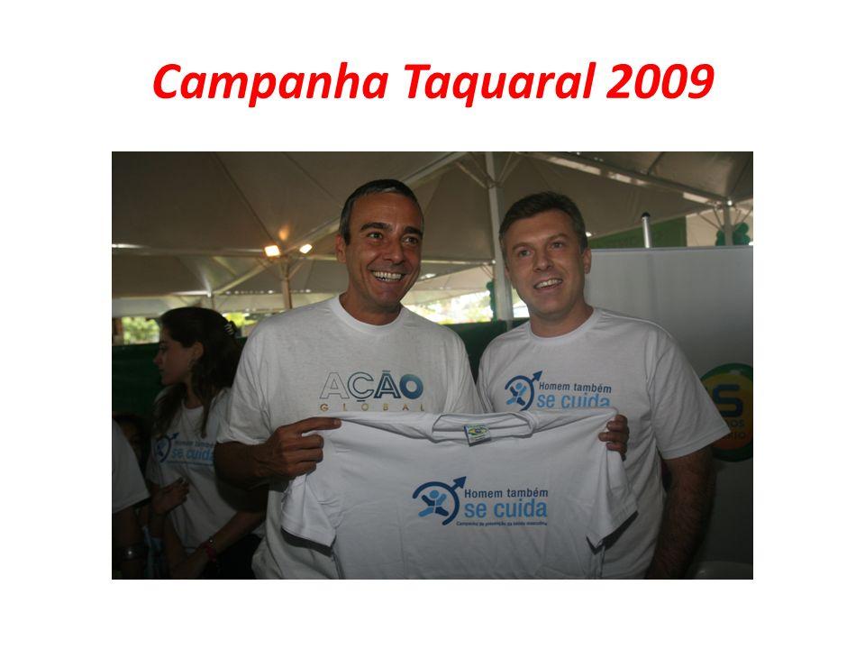 Campanha Taquaral 2009