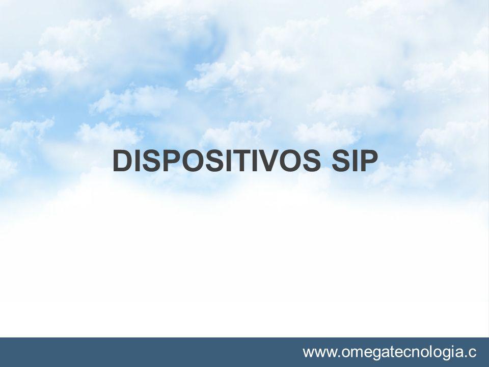 DISPOSITIVOS SIP Utilizados para efetuar o registro SIP ou IAX no PBX/IP.