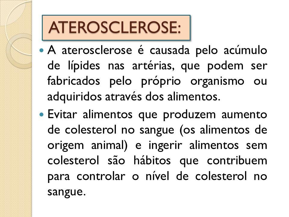 ATEROSCLEROSE: