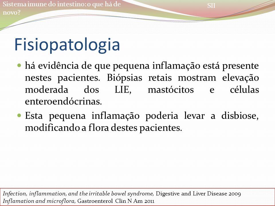 SII Fisiopatologia.