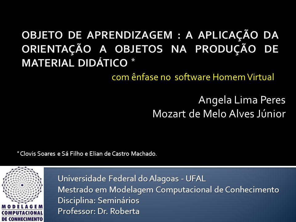 Angela Lima Peres Mozart de Melo Alves Júnior