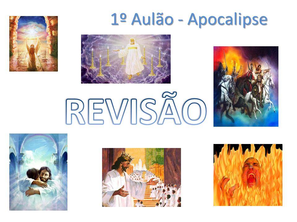 1º Aulão - Apocalipse REVISÃO