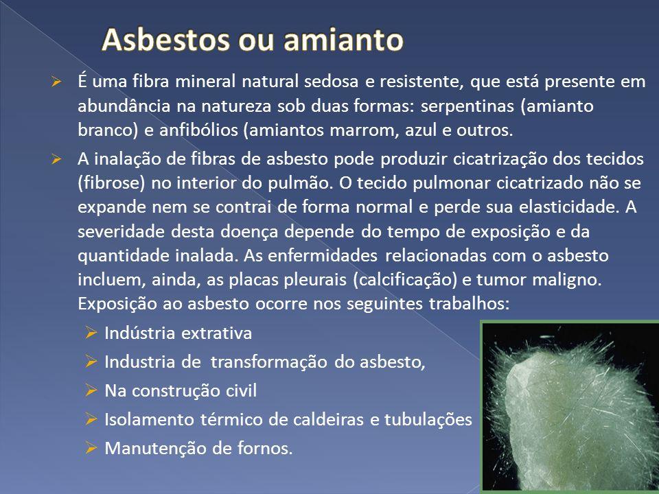 Asbestos ou amianto