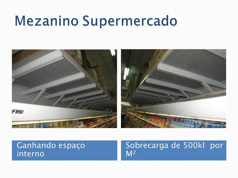 Mezanino Supermercado