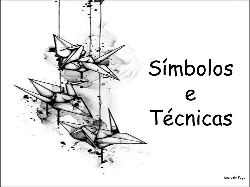 Símbolos e Técnicas Marcelo Pego