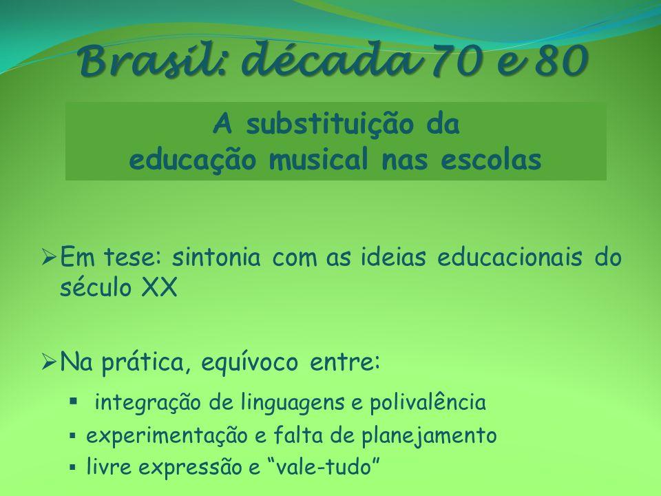 educação musical nas escolas