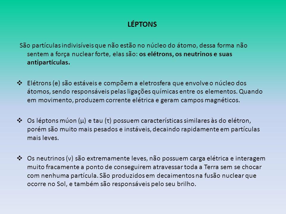 LÉPTONS