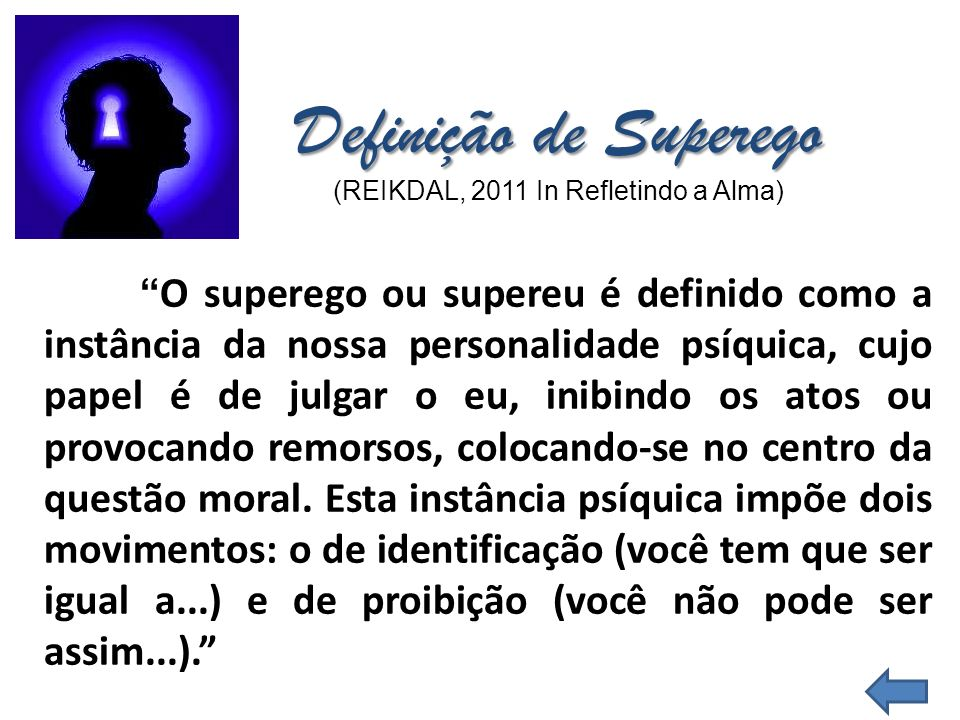 (REIKDAL, 2011 In Refletindo a Alma)