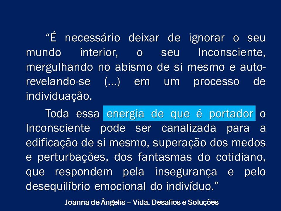 Joanna de Ângelis – Vida: Desafios e Soluções