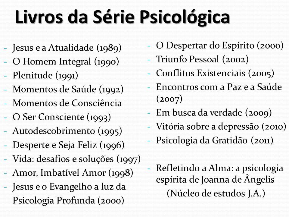 Livros da Série Psicológica