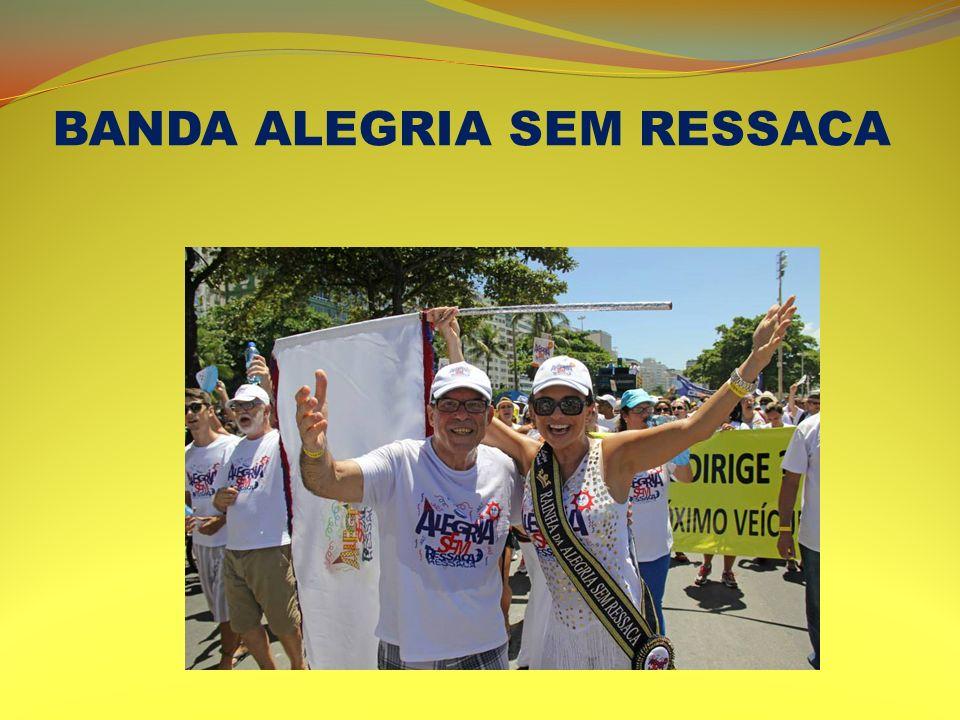 BANDA ALEGRIA SEM RESSACA