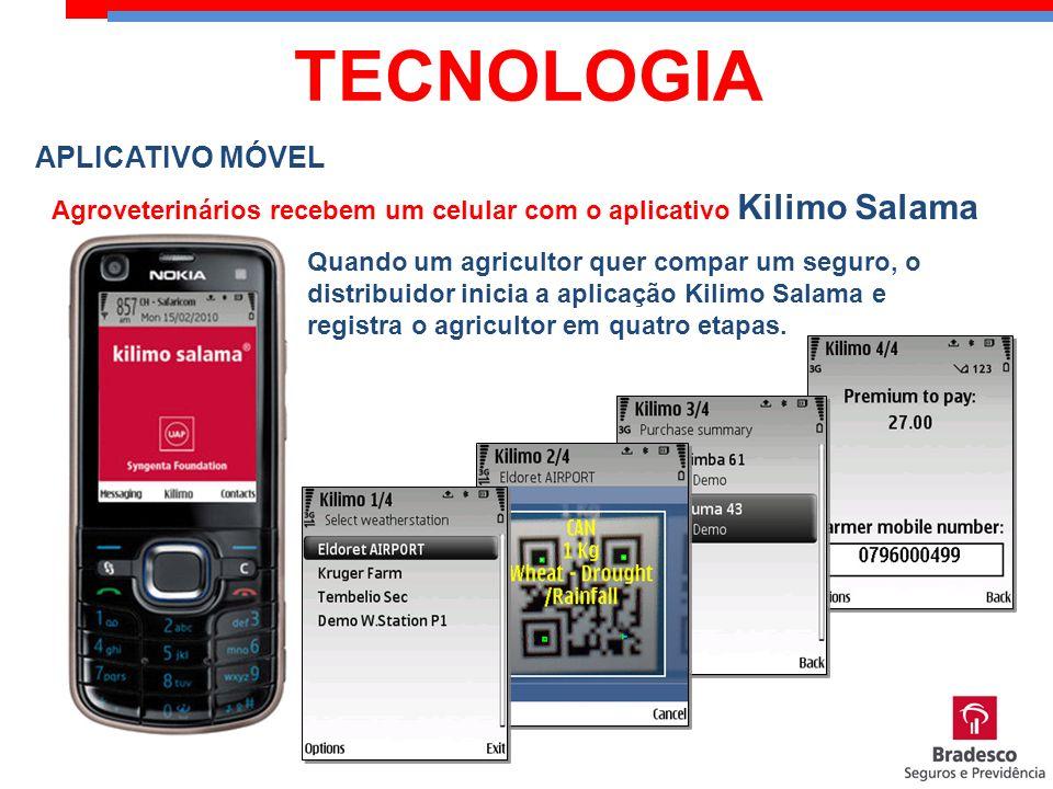 TECNOLOGIA APLICATIVO MÓVEL