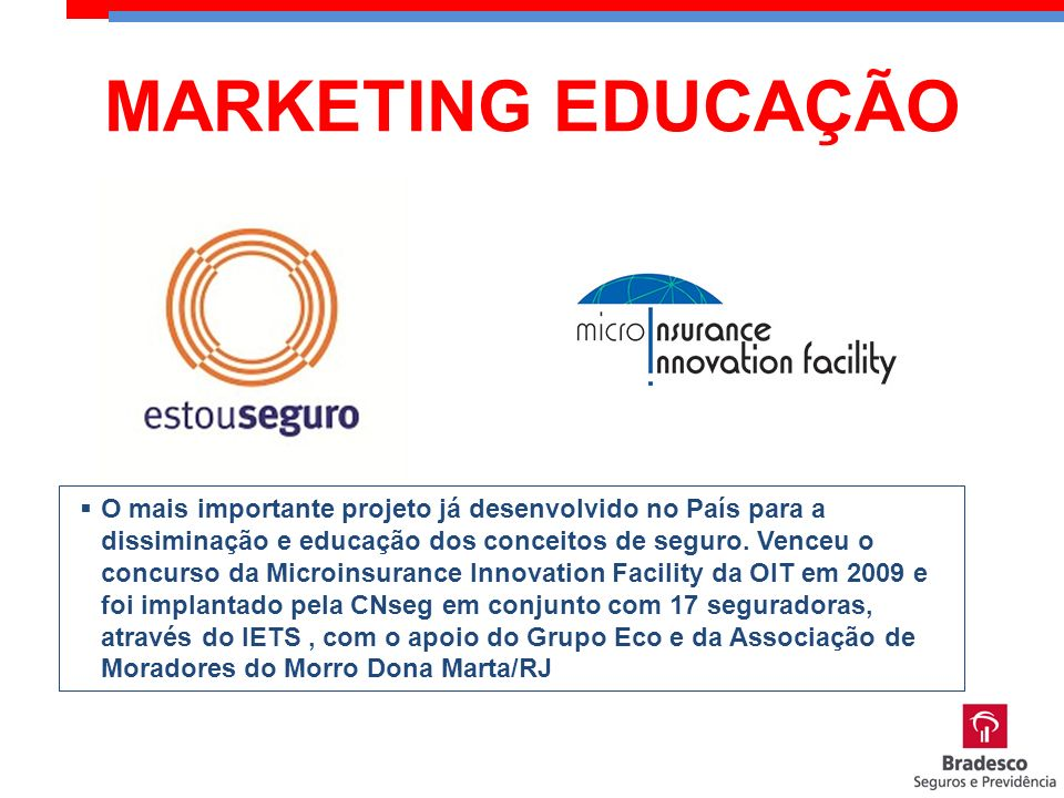 MARKETING EDUCAÇÃO