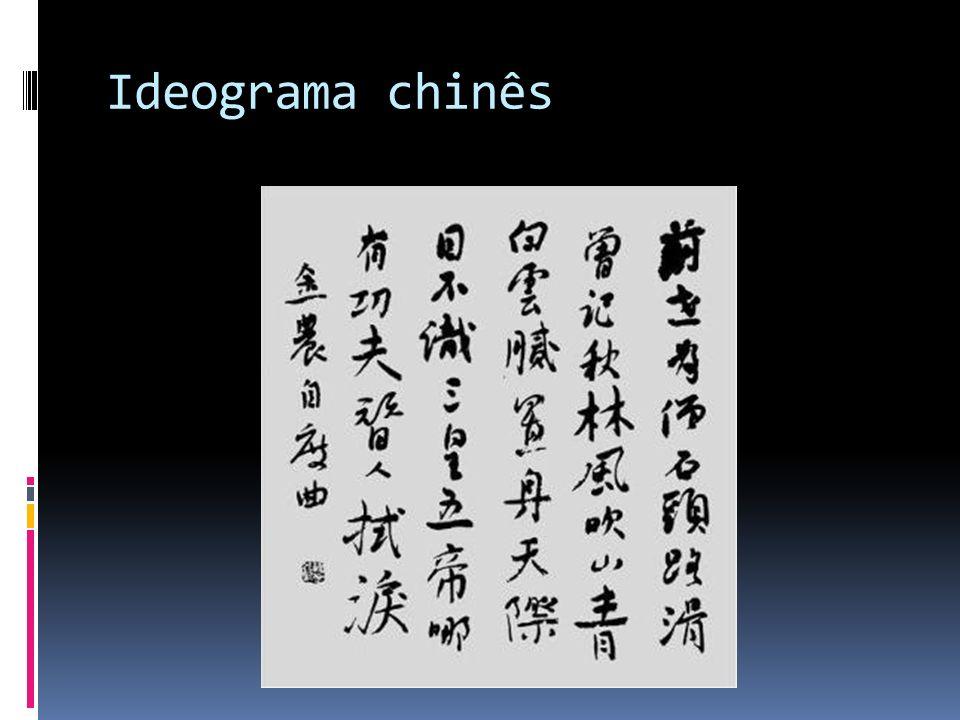 Ideograma chinês