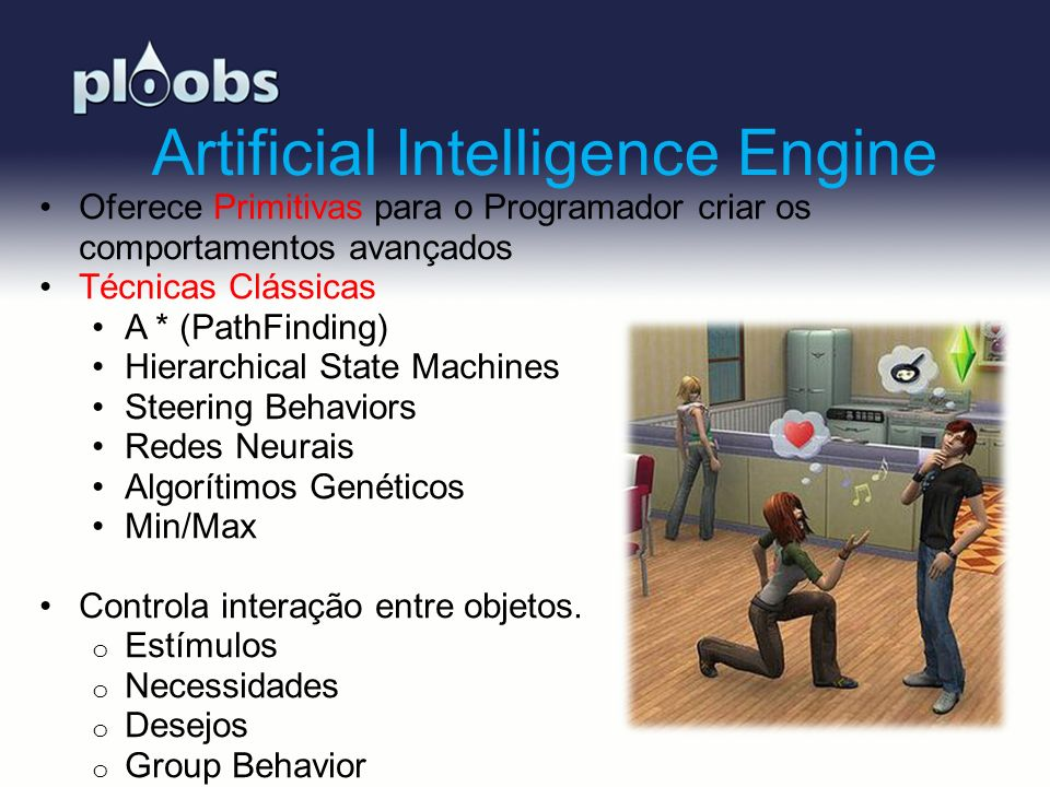 Artificial Intelligence Engine