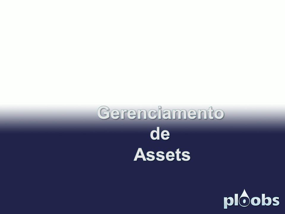 Gerenciamento de Assets