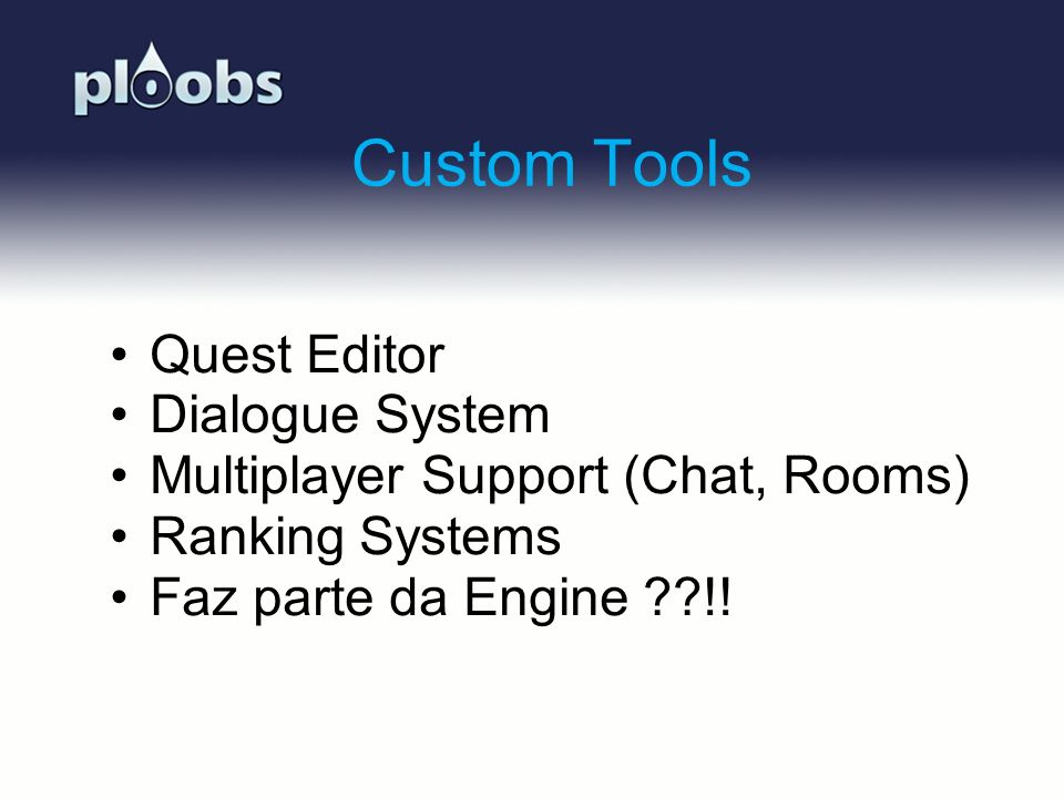 Custom Tools Quest Editor Dialogue System