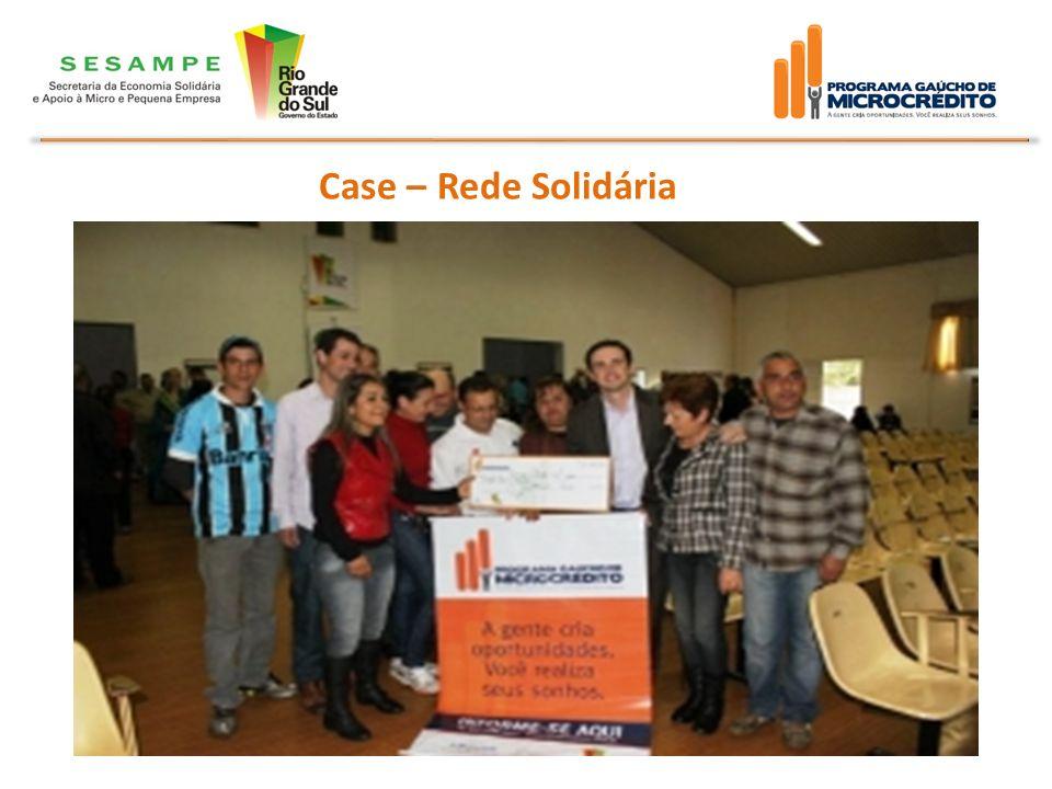 Case – Rede Solidária