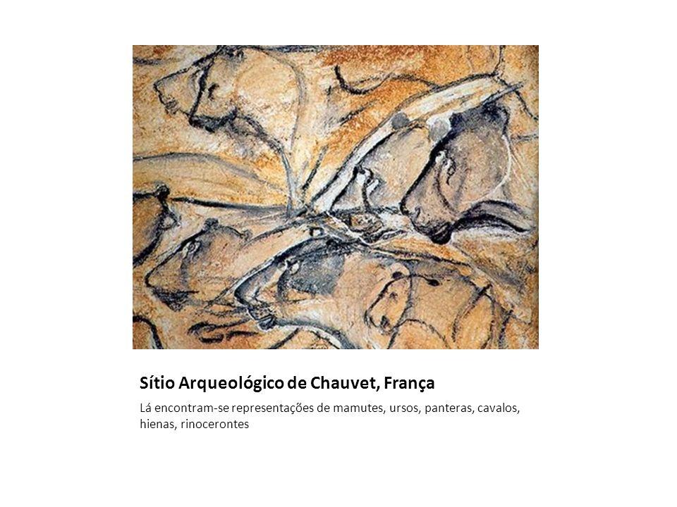 Sítio Arqueológico de Chauvet, França