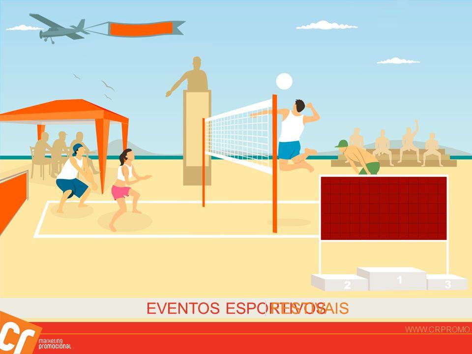 EVENTOS ESPORTIVOS FESTIVAIS WWW.CRPROMO.COM.BR