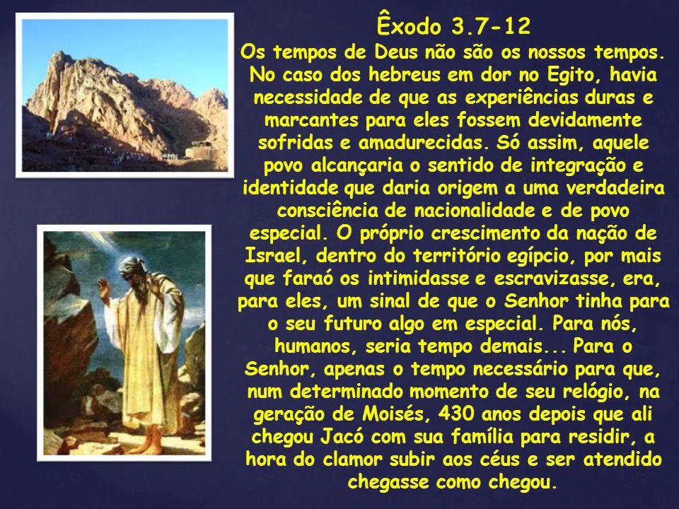 Êxodo 3.7-12