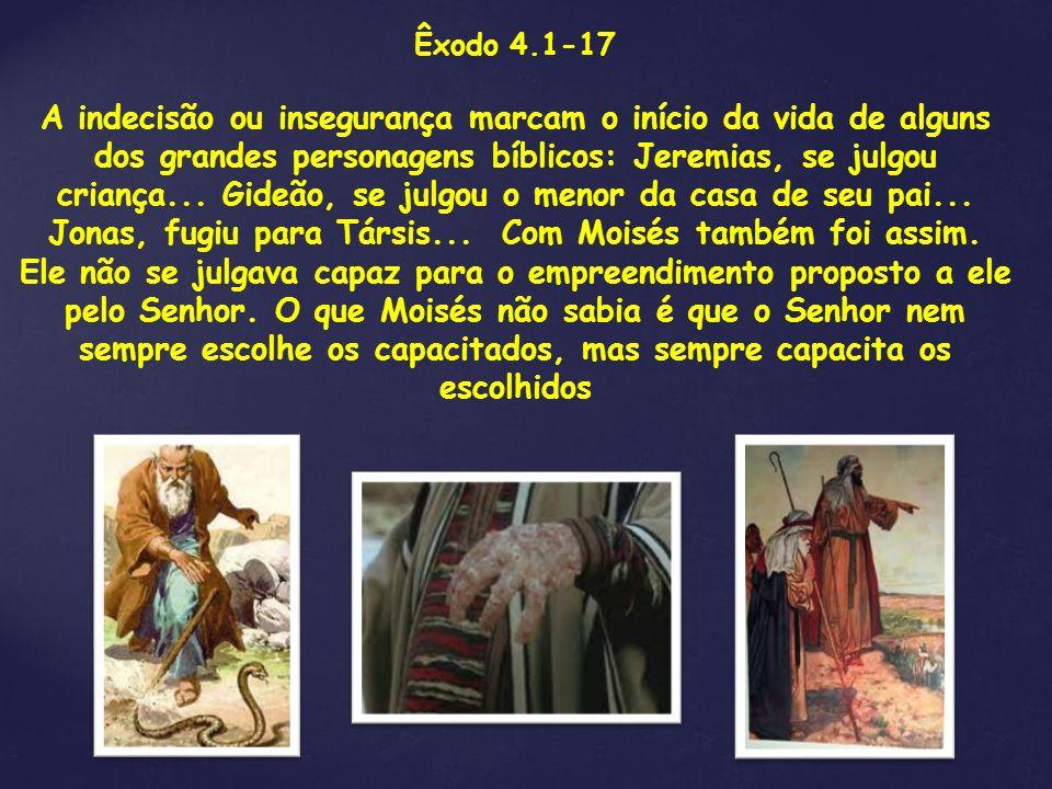 Êxodo 4.1-17