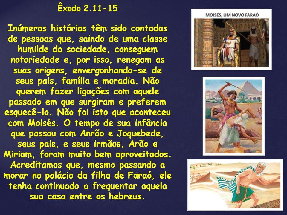 Êxodo 2.11-15