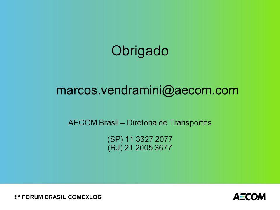 AECOM Brasil – Diretoria de Transportes