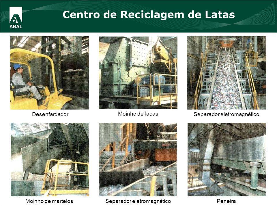 Centro de Reciclagem de Latas