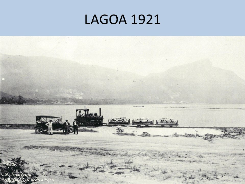 LAGOA 1921