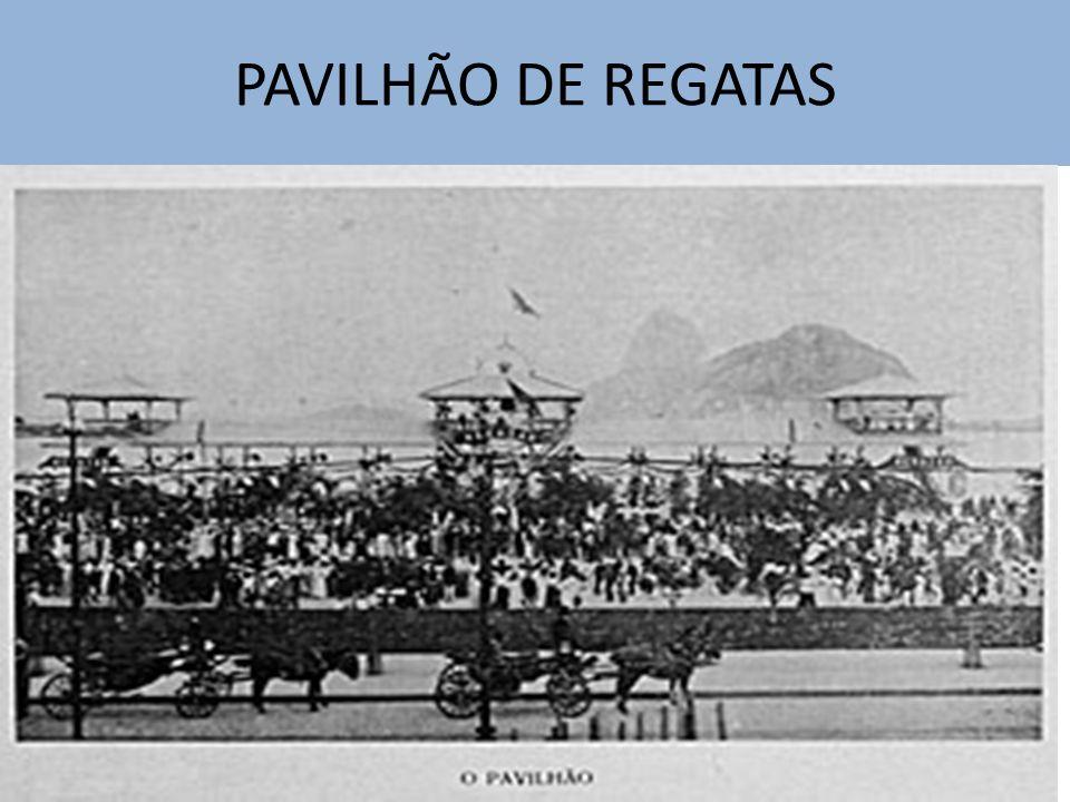 PAVILHÃO DE REGATAS