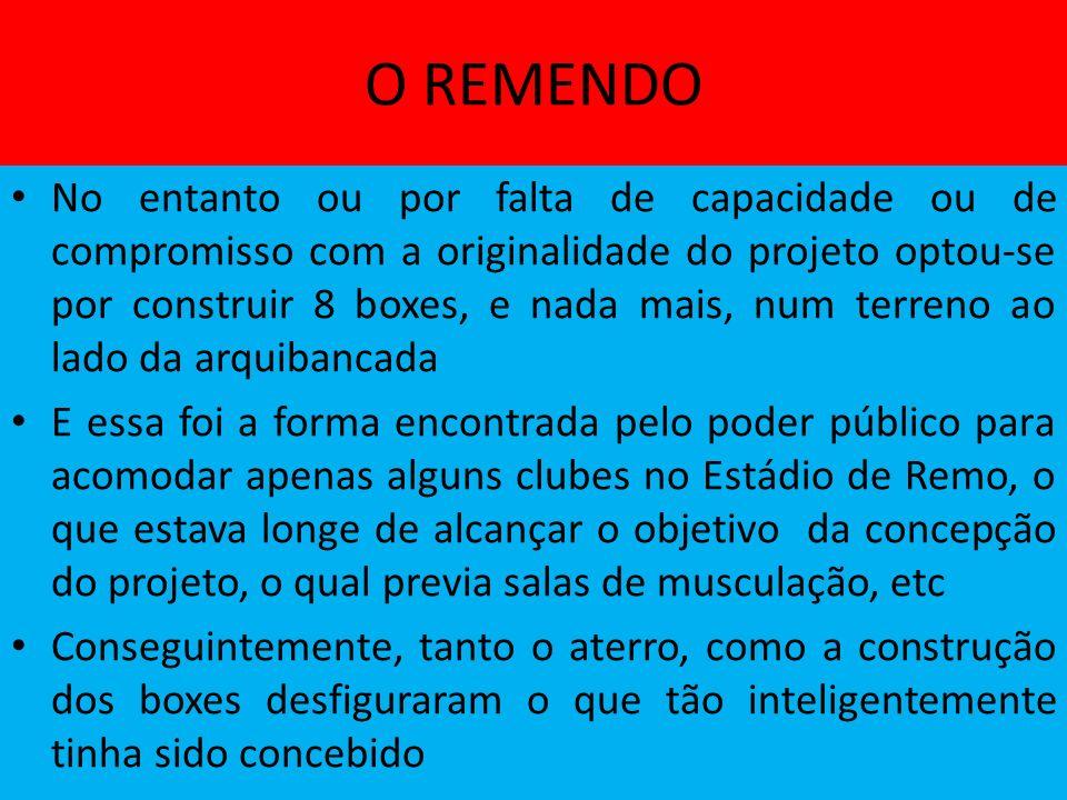 O REMENDO