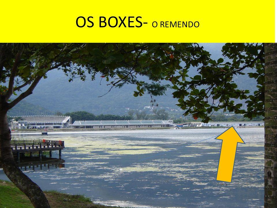 OS BOXES- O REMENDO