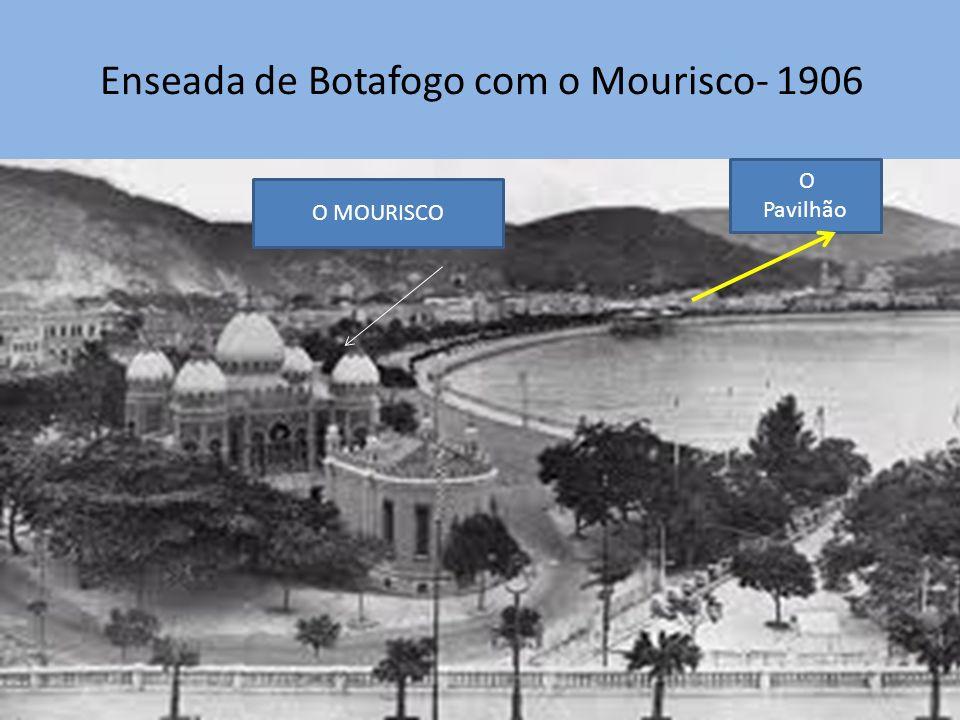 Enseada de Botafogo com o Mourisco- 1906