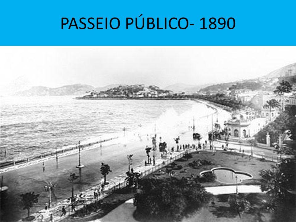 PASSEIO PÚBLICO- 1890