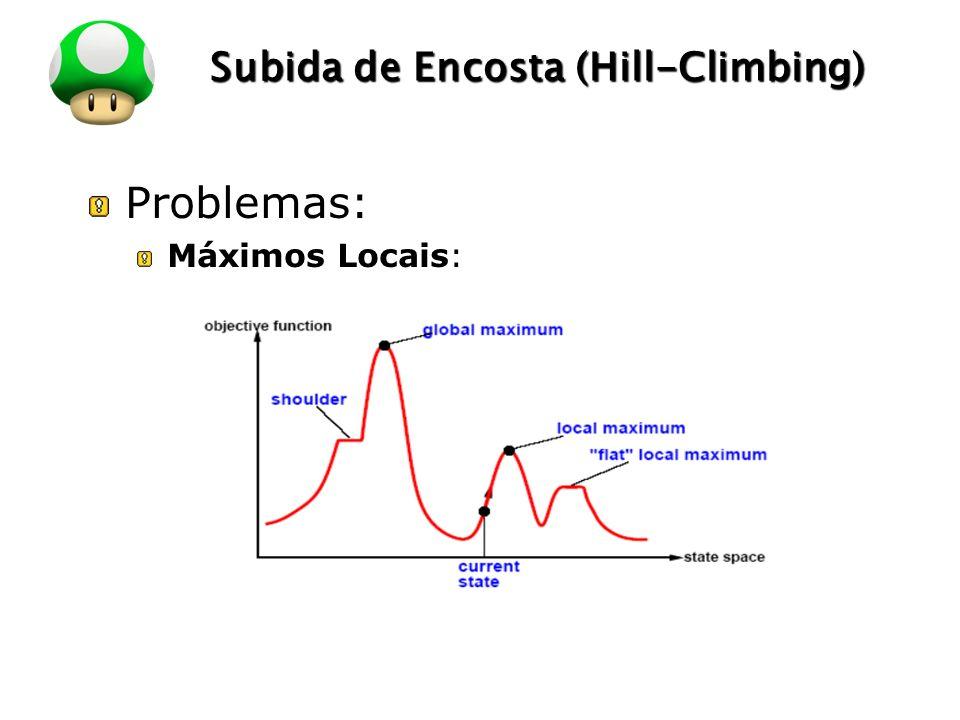 Subida de Encosta (Hill-Climbing)