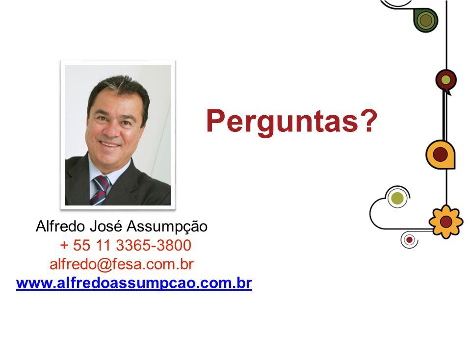Alfredo José Assumpção + 55 11 3365-3800