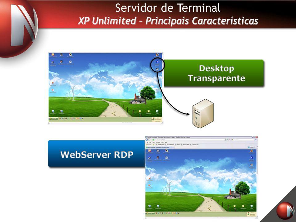 XP Unlimited – Principais Características
