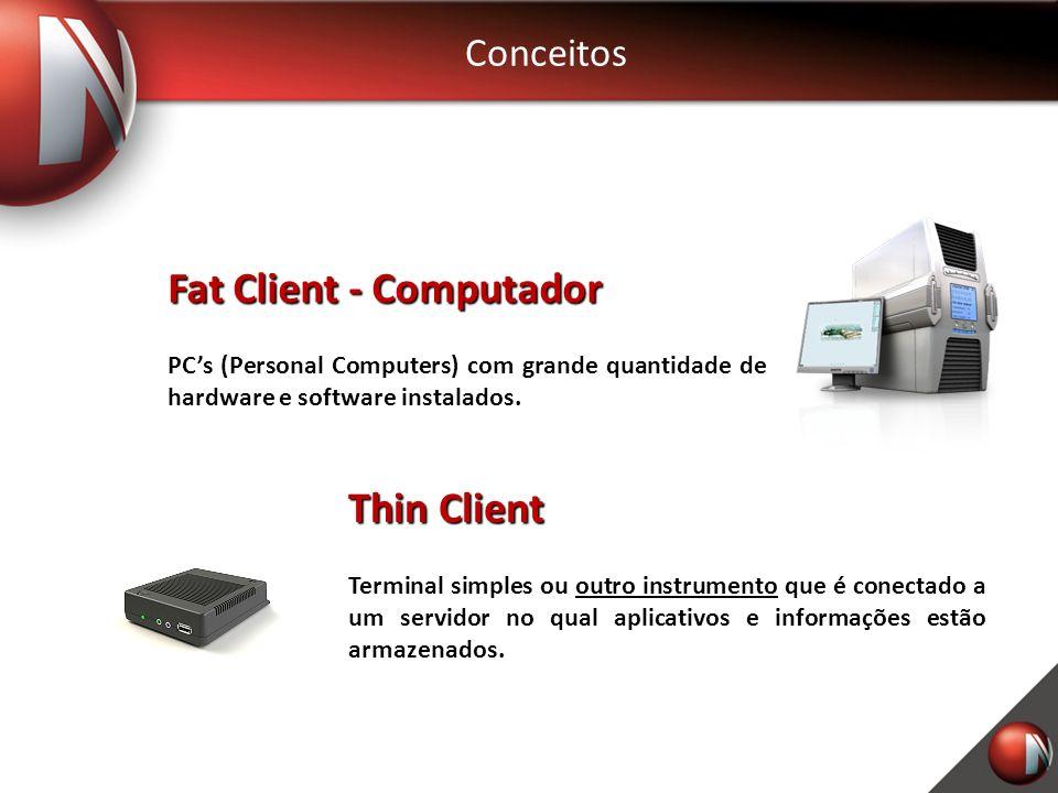 Fat Client - Computador